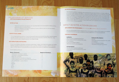 Rapport annuel de l'Institut Pacifique
