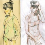 elle quebec, esquisses et portraits, Stephane Lauzon