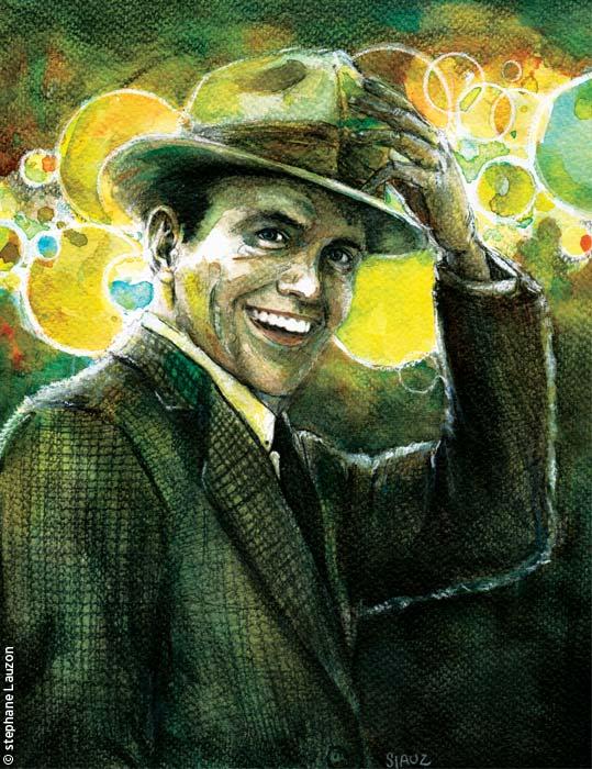 Frank Sinatra par Stephane Lauzon