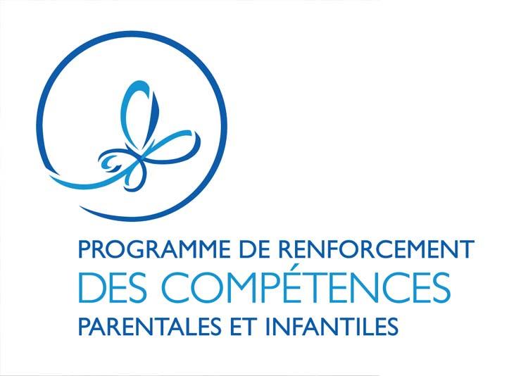Logo PRCPI pour l'Institut Pacifique par Stephane Lauzon