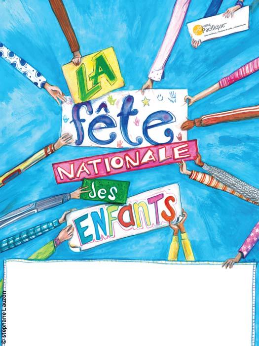 Institut Pacifique - Fête Nationale des Enfants