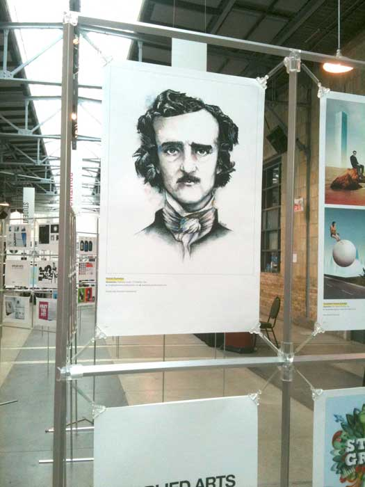 Applied Art Expo- Edgar Allan Poe