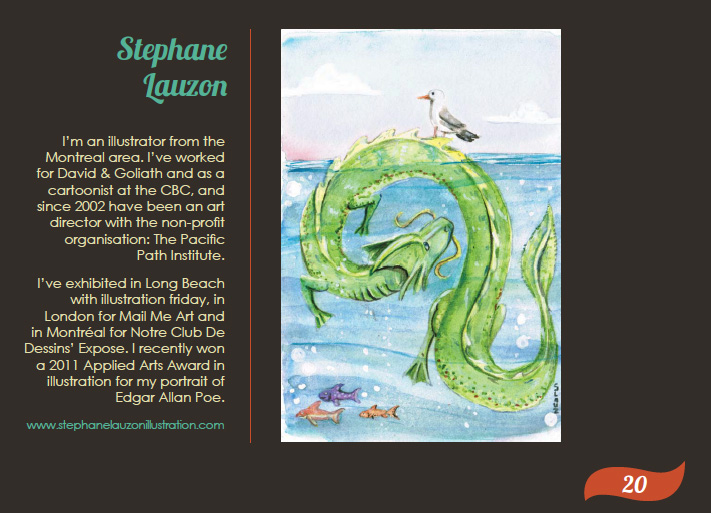 Stephane Lauzon  - Dragon d'eau