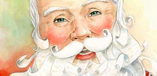 Pere Noel / Santa Claus de Stephane Lauzon