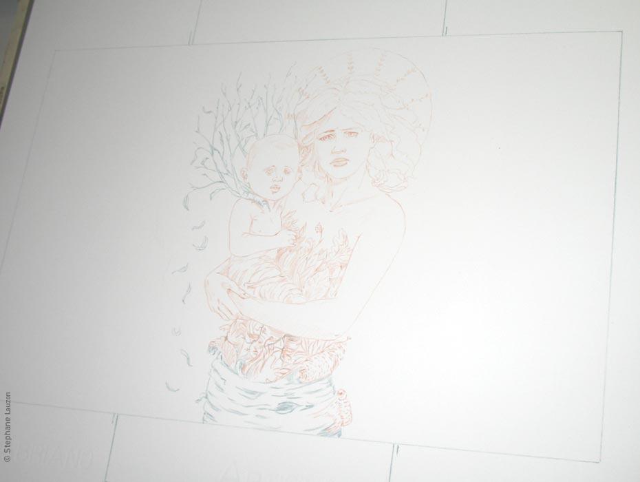 Stephane Lauzon : Mail me Art