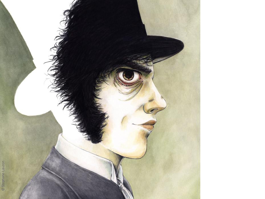 Dr Jekyll et Mr Hyde par Stéphane Lauzon