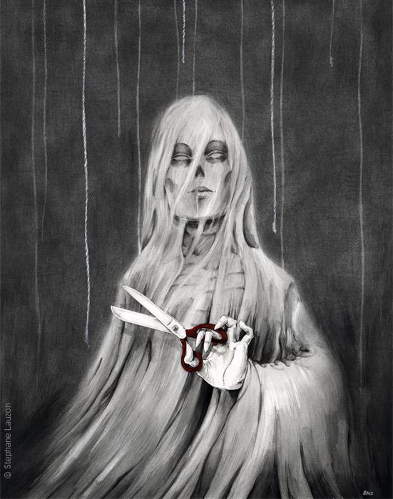 La mort / The death